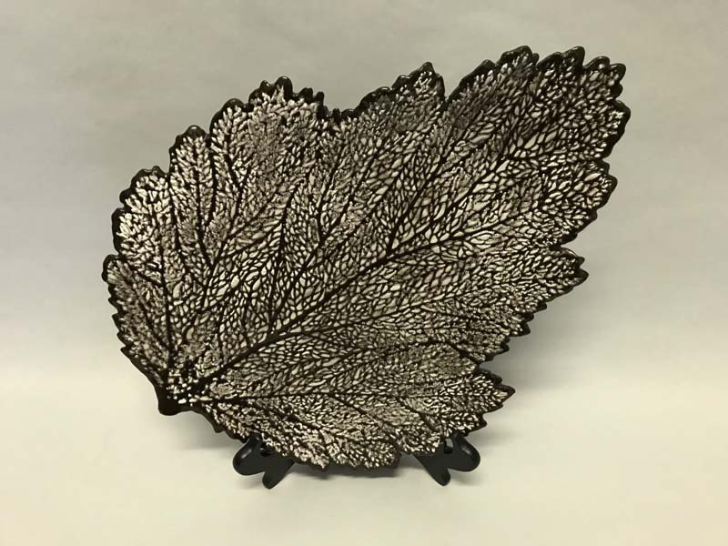 Nature's Lace Platter by Anca Statescu - KVIE 2020