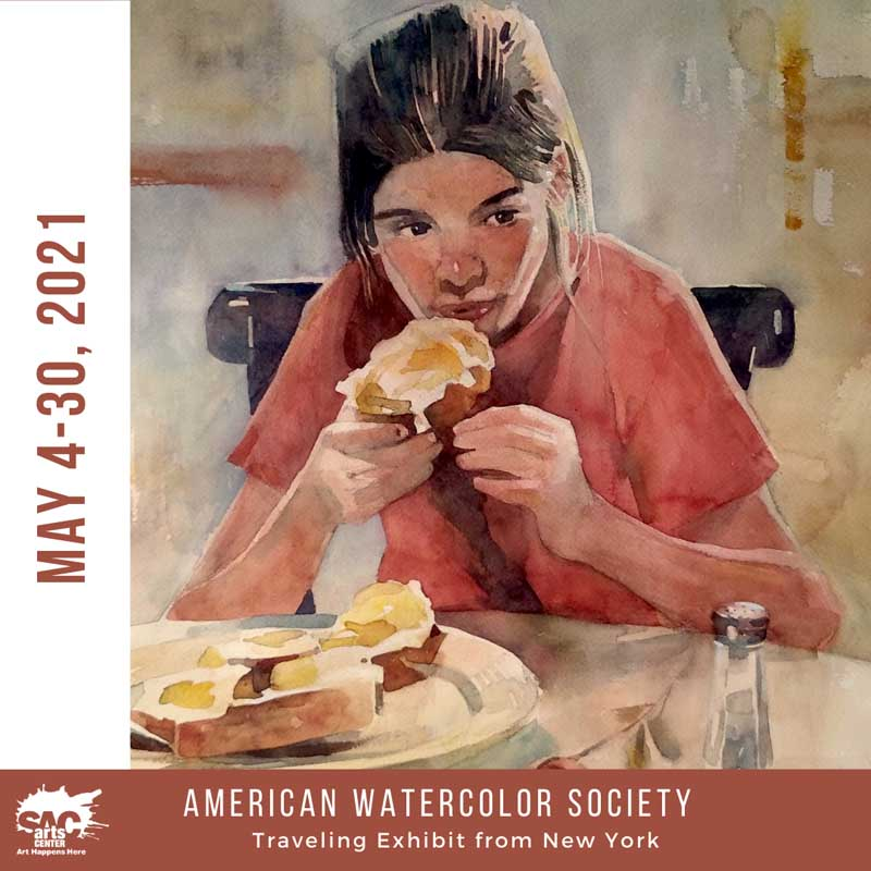 154th American Watercolor Society Traveling Exhibition from New York - May 2021