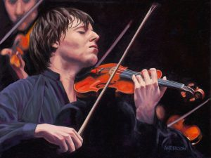 Joshua Bell by Robert Anderson