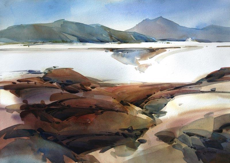 Watercolor Workshop by Dale Laitinen
