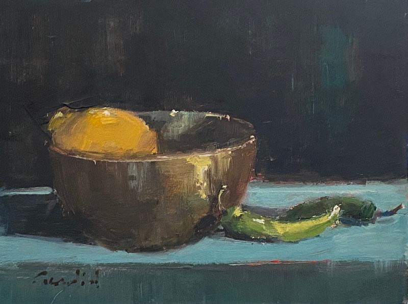 Still Life by Philippe Gandiol