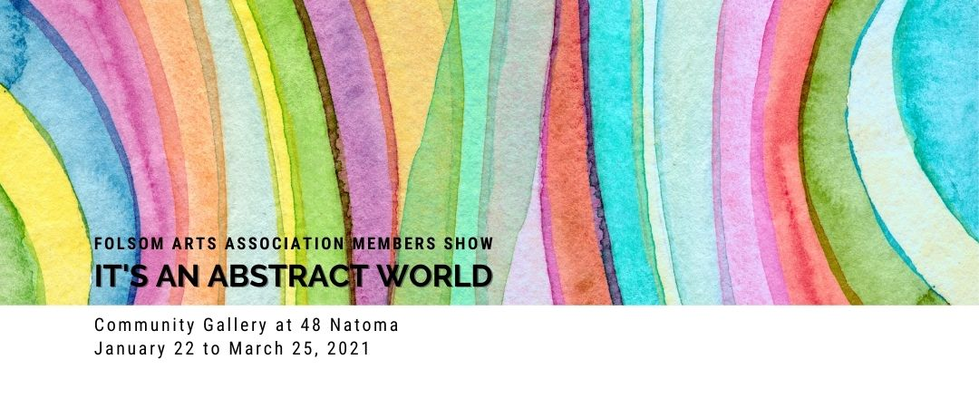 It's an Abstract World - Members Show January 2021