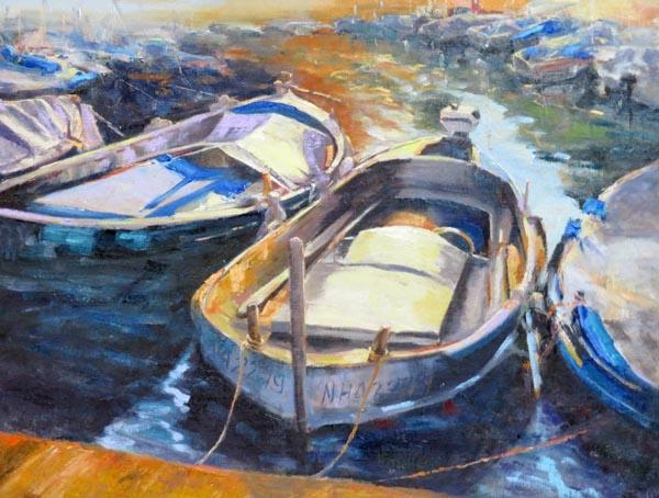Oil Artwork by Joyce Martin