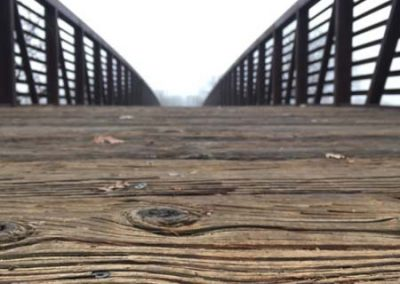 Folsom Outdoors * Bridge to the Horizon by Paige Rogin