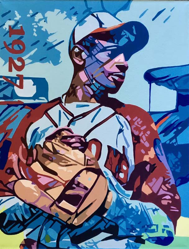 Don't Look Back (Satchel Paige) by Ron Hall
