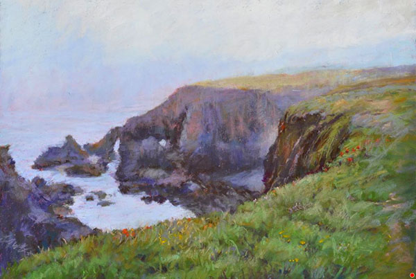 Headlands in the Mist by Mary Russell