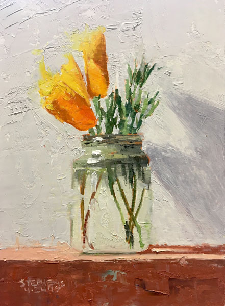 Craig Stephens - Oil Painting Workshop - August 23, 24, 25, 2019