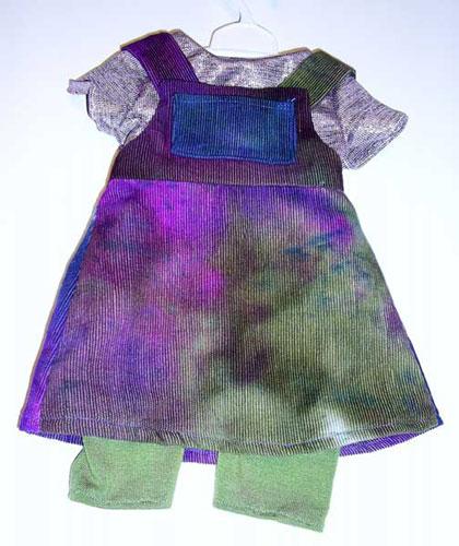 "Joyce Kramer - 18"" doll apparel"